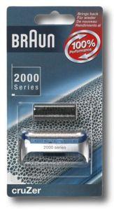 BRAUN, Holící strojek Holící strojek BRAUN CombiPack Series 1/Z - 20S