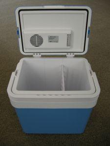 GUZZANTI, Termoelektrický chladící box Termoelektrický chladící box GUZZANTI GZ 24