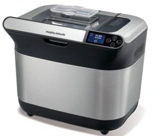 Morphy Richards, Domácí pekárna Morphy Richards PREMIUM PLUS BREADMAKER 48319