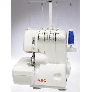 AEG, Šicí stroj s overlockem AEG 760