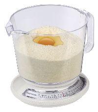 Tescoma, Kuchyňská váha Tescoma Kuchyňská váha Delícia 2,2 kg dovažovací (634560)