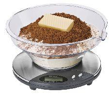 Tescoma, Kuchyňská váha Tescoma Kuchyňská elektronická nerezová váha Delícia 3,0 kg (634572)