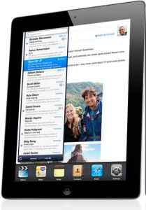 Apple, iPad Apple iPad Retina Black - 32GB WiFi MD511SL/A