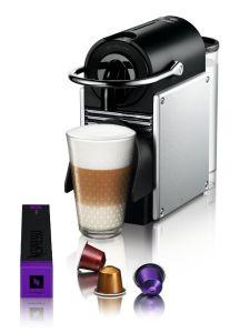 Nespresso, Kávovar Kávovar Nespresso DeLonghi Pixie EN125.S