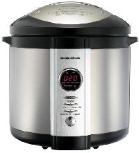 Morphy Richards, Tlakový hrnec Morphy Richards DIGITAL PRESSURE COOKER 48815