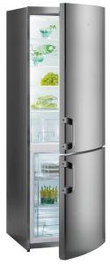 Gorenje, Volně stojící kombinovaná chladnička Volně stojící kombinovaná chladnička Gorenje RK 61821 X