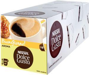Nescafé, Kávovar Kávovar Nescafé DOLCE GUSTO AROMA 3balení