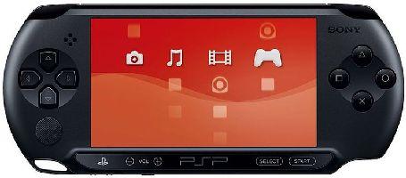 Sony, PSP Sony PSP-E1004 Charcoal Black