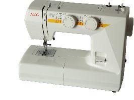 AEG, Šicí stroj s overlockem AEG 1715