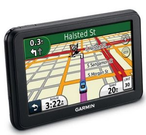 Garmin, Turistická GPS navigace Garmin nüvi 40 ČR Lifetime