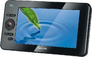 SENCOR, Přenosná LCD televize SENCOR SPV 6713T