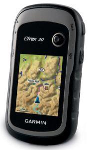 Garmin, Turistická GPS navigace Garmin eTrex 30