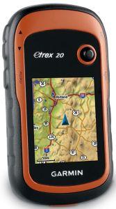 Garmin, Turistická GPS navigace Garmin eTrex 20 Lifetime