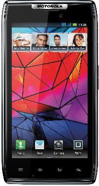 Motorola, Mobilní telefon pro seniory Motorola RAZR - II. jakost