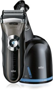 BRAUN, Holící strojek Holící strojek BRAUN Series 3-390-4 Clean&Charge