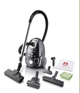 Rowenta,Kompaktní podlahový vysavač Kompaktní podlahový vysavač Rowenta RO 529521 Compacteo Ergo Animal Care
