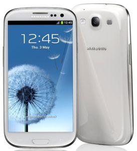 Samsung,  Samsung Galaxy S III i9300 Marble White