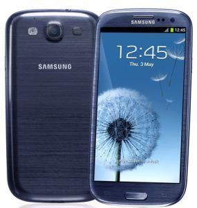 Samsung,  Samsung Galaxy S III i9300 Pebble Blue
