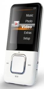 MPMAN, MP3/MP4 přehrávač MPMAN MP 123 White
