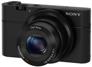 Sony, Fotoaparát Fotoaparát Sony CyberShot DSC-RX100 Black