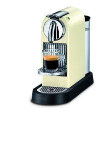 Nespresso, Přístroj na kapsle Přístroj na kapsle Nespresso DeLonghi CitiZ EN166.CW