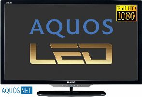 Sharp, Smart TV Sharp AQUOS LC-40LE540EV