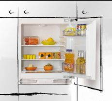 Vestavná lednice Baumatic BRL600.5