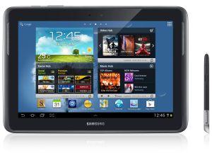 Samsung, Tablet Samsung Galaxy Note 10.1 Wi-Fi N8010 šedý, 16 GB