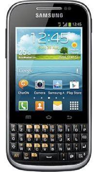 Samsung, Mobilní telefon pro seniory Samsung Galaxy Ch@t B5330 černý