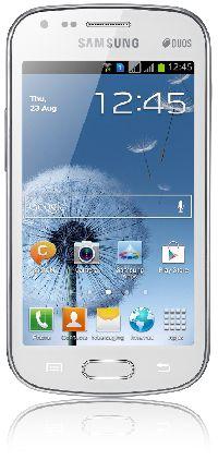 Samsung, Mobilní telefon Samsung Galaxy S DUOS GT-S7562 bílý