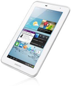 Samsung, Tablet Tablet Samsung Galaxy Tab2 7.0 8GB Wifi GT-P3110ZWAXEZ bílý