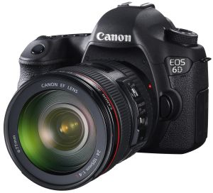 Canon, Fotoaparát Fotoaparát Canon EOS 6D + 24-105 EF L IS USM