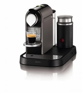 Nespresso, Kávovar Kávovar Nespresso Krups CitiZ&Milk XN730T