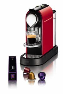 Nespresso, Kávovar Kávovar Nespresso Krups CitiZ XN7205