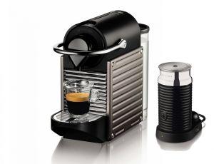 Nespresso, Kávovar Kávovar Nespresso Krups Pixie&Milk XN301T + Aeroccino 3
