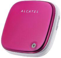 Alcatel One Touch, Mobilní telefon pro seniory Alcatel One Touch 810 diamond, růžový
