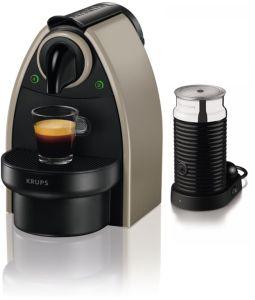 Nespresso, Kávovar Kávovar Nespresso Krups Essenza Auto XN2150 + Aeroccino