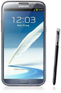 Samsung,  Samsung Galaxy Note II N7100, Titan grey