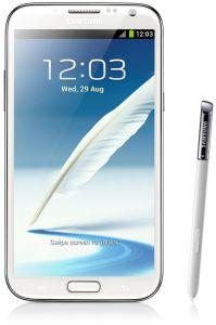 Samsung, Mobilní telefon Samsung Galaxy Note II N7100, Ceramic White