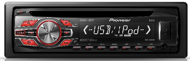Pioneer, Autorádio s USB Pioneer DEH-2500UI
