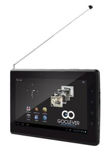 GoClever, Tablet Tablet GoClever TAB T76GPS TV + mapy CZ, SK