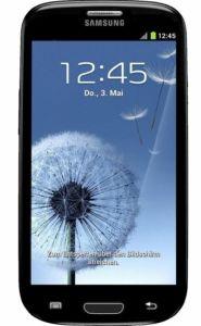 Samsung, Mobilní telefon pro seniory Samsung Galaxy S III i9300 Black