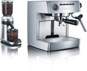 GRAEF, Kávovar Kávovar GRAEF ES 85 + CM 800