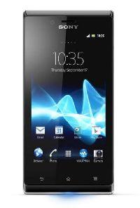 Sony, Mobilní telefon Sony Xperia J ST26i, zlatá - II. jakost