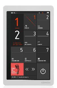 Cowon iAudio, MP3/MP4 přehrávač Cowon iAudio X9 / 16GB (White)