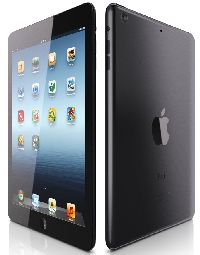 Apple, iPad Apple iPad mini Black - 16GB WiFi, 4G MD540SL/A