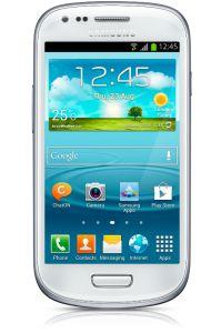 Samsung, Mobilní telefony  Samsung Galaxy S III mini i8190, NFC, Ceramic White