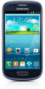 Samsung, Mobilní telefony  Samsung Galaxy S III mini i8190 blue