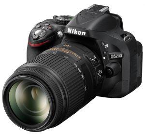 Nikon, Fotoaparát Fotoaparát Nikon D5200 + 18-55 AF-S DX VR + 55-300 AF-S VR