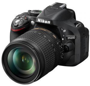 Nikon, Fotoaparát Fotoaparát Nikon D5200 + 18-105 AF-S DX VR
